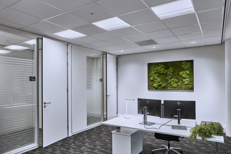OPPLE HQ Eindhoven (LED Panel Monza 2)