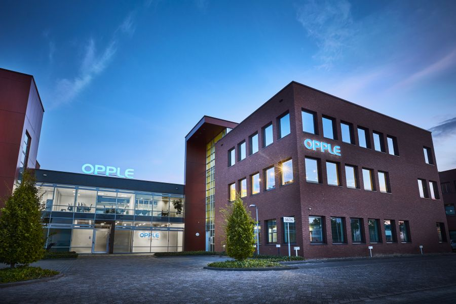 OPPLE HQ Eindhoven (Europe office)